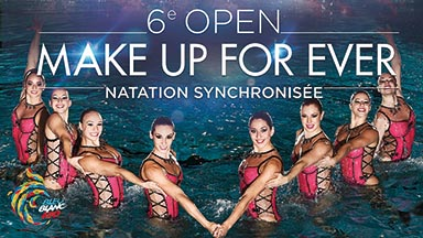 6 ème Open Make up Forever